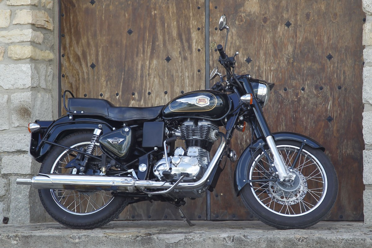 New Royal Enfield Bullet 500 EFI