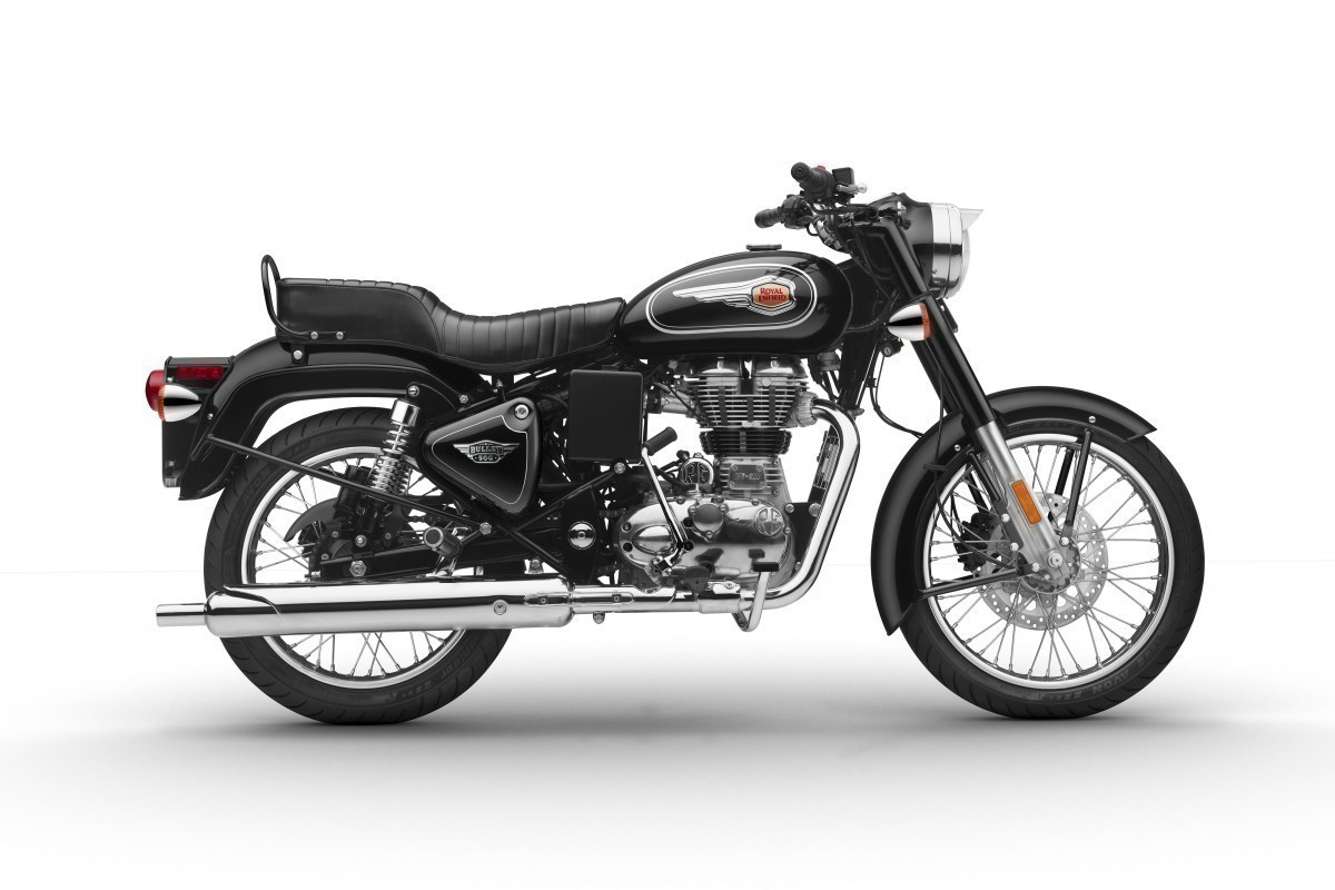 New Royal Enfield Bullet 500cc EFI