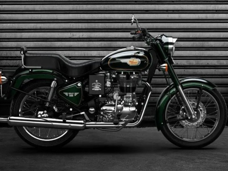 Since 1949 there has been the name Bullet in production, the longest continually produced motorcycle in the world, no other marque comes close to this legacy.