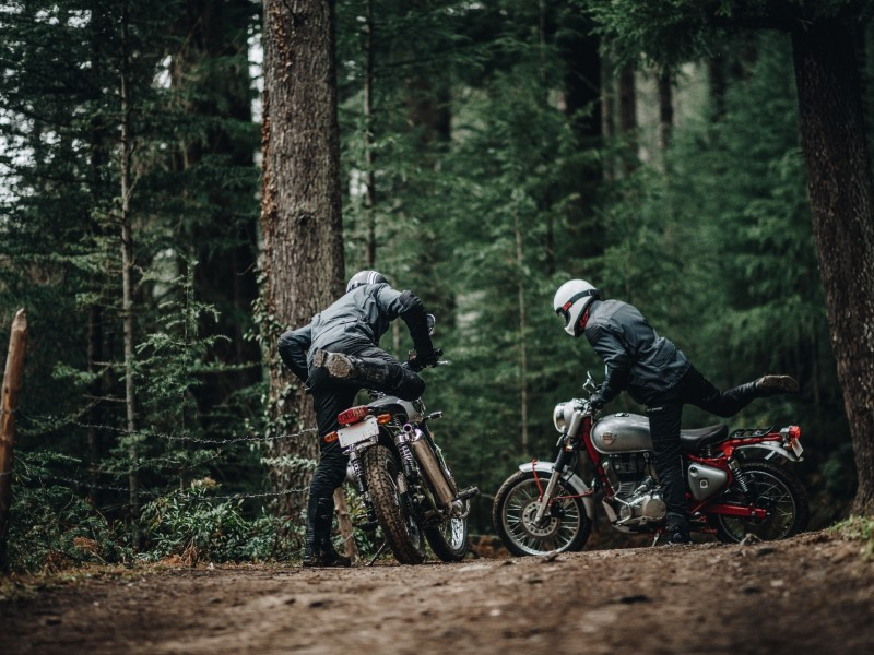 Royal Enfield Bullet 500 Trials 2019