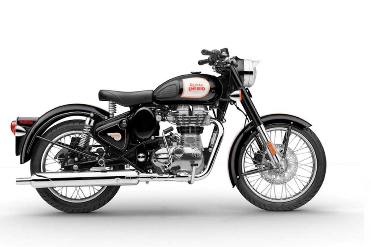 Black Classic 500 EFI