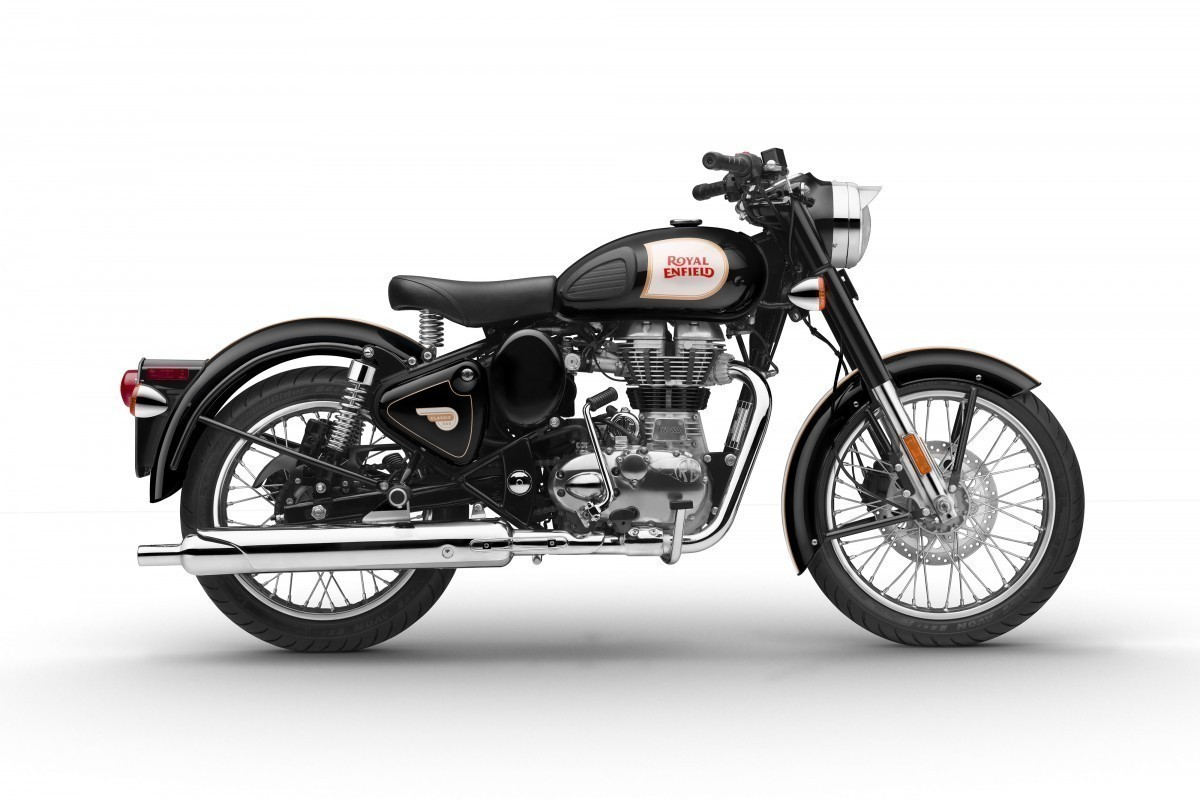 Royal Enfield Classic 500 EFI in Stock