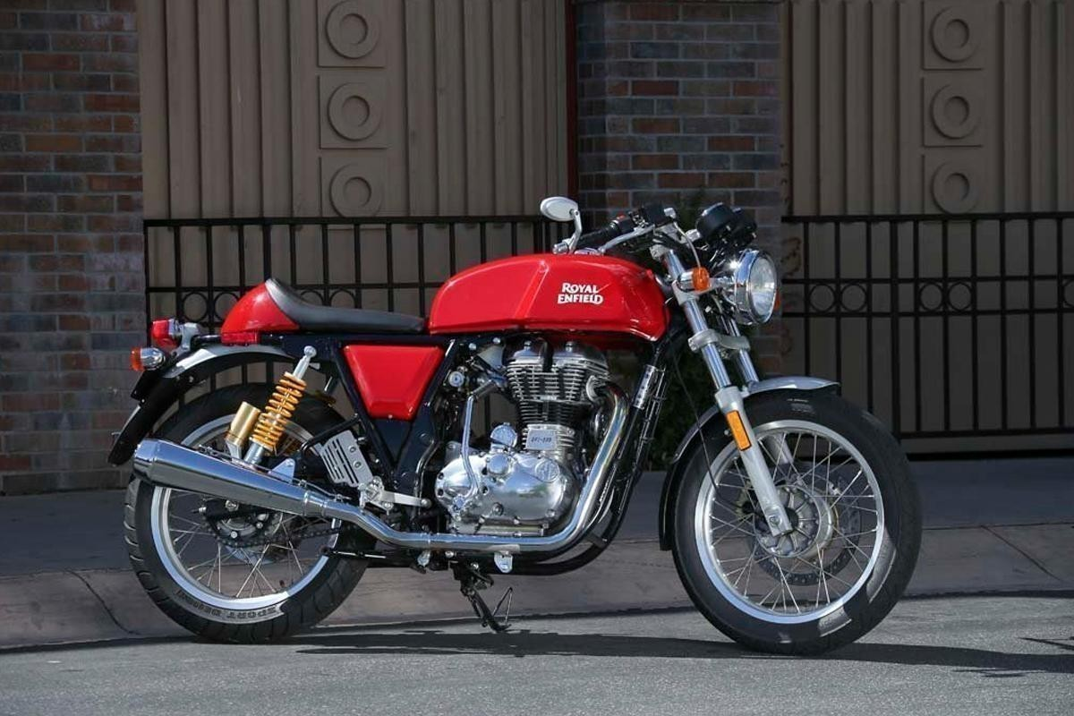 Royal Enfield Continental GT in Stock