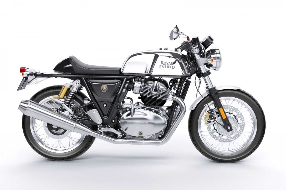 Royal Enfield Continental GT 650 Twin in Stock