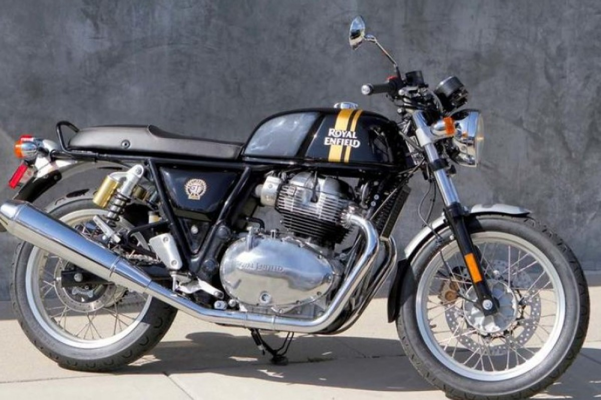 New Royal Enfield Continental GT 650 Twin