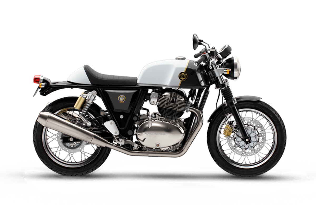 Royal Enfield Continental GT 650 Twin Dual Colour Euro 5