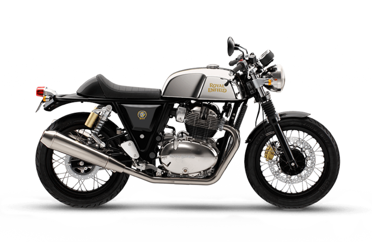 Royal Enfield Continental GT 650 Twin Chrome Euro 5 in Stock