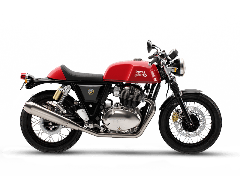 Royal Enfield Continental GT 650 Twin Euro 5 2021