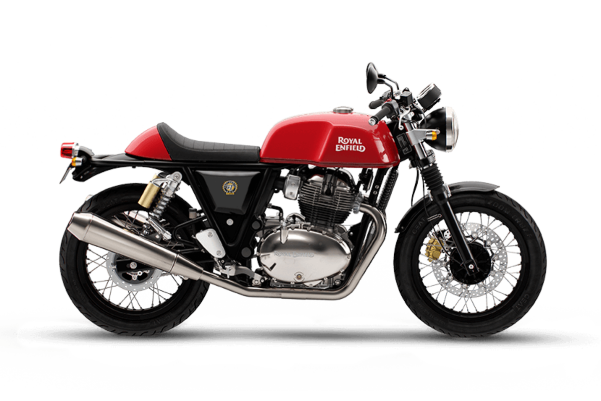 Royal Enfield Continental GT 650 Twin Euro 5