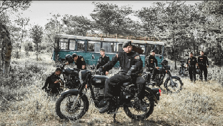 Royal Enfield Gallery