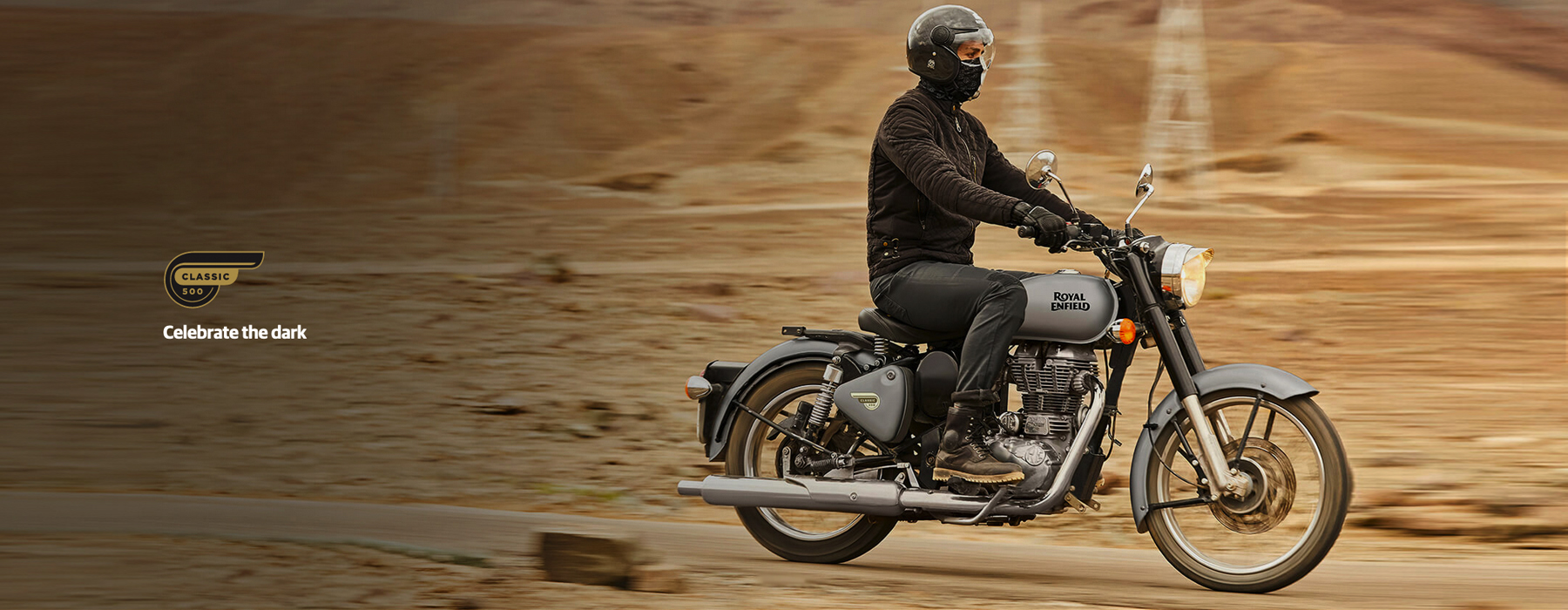 Royal Enfield Gun Metal