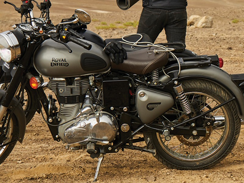 Royal Enfield Classic Gun Metal 2020