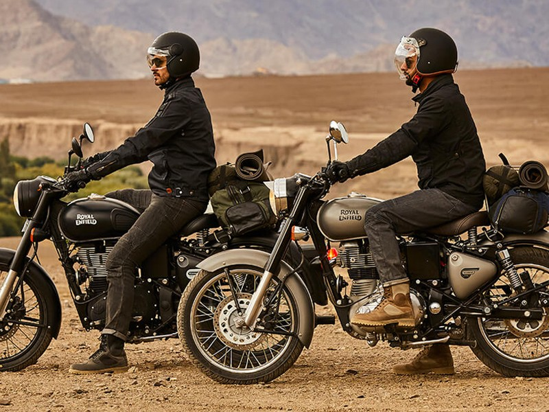 Royal Enfield Gun Metal 2019