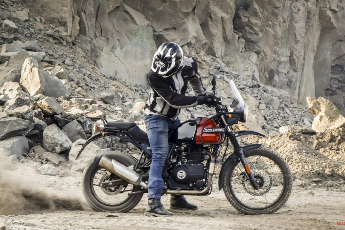 Royal Enfield Himalayan in Stock