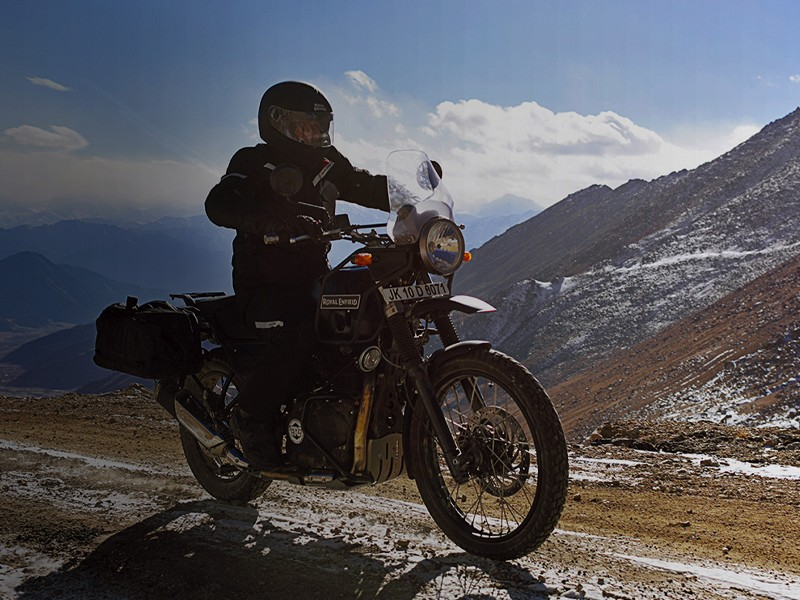 Royal Enfield Himalayan Adventure 2020