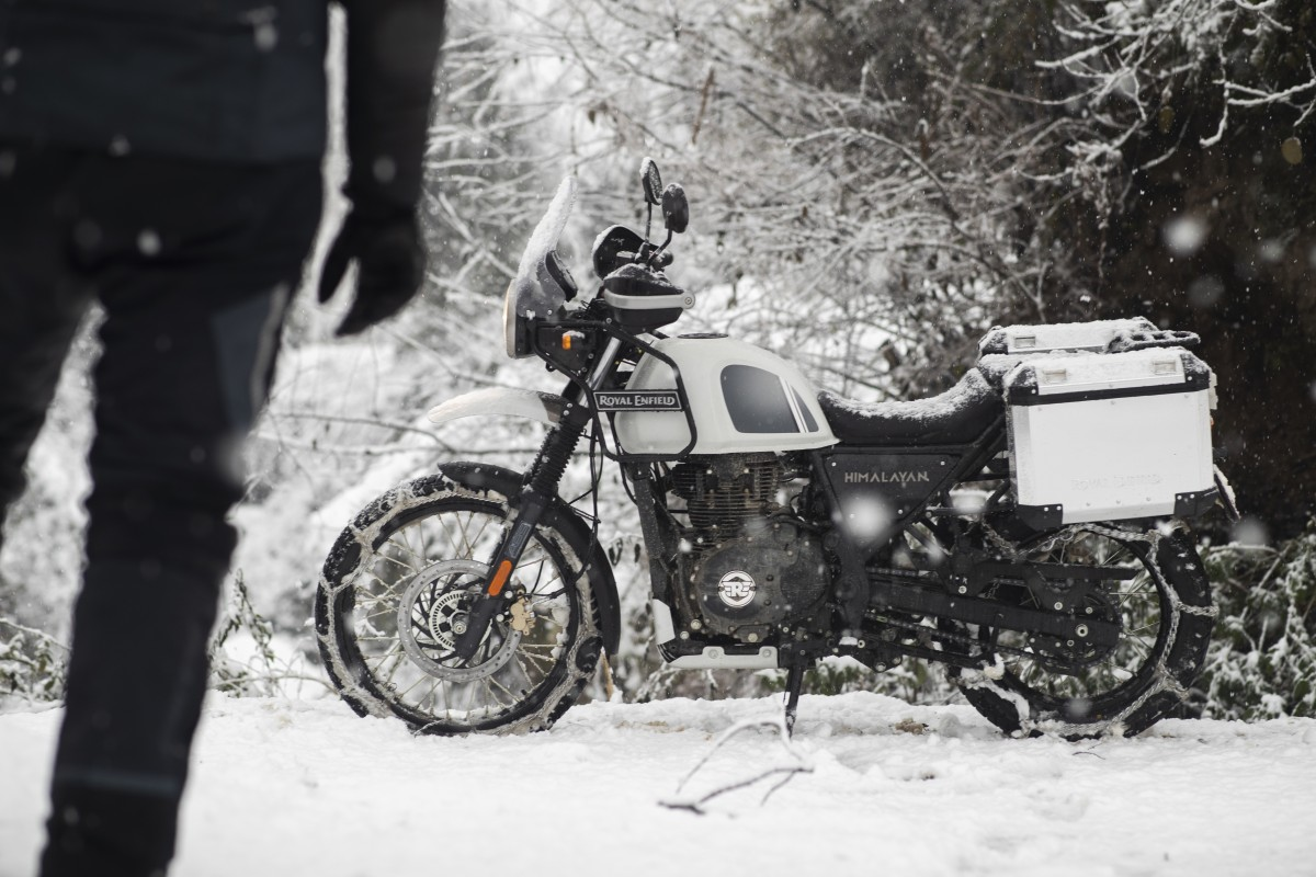 Royal Enfield Himalayan Adventure