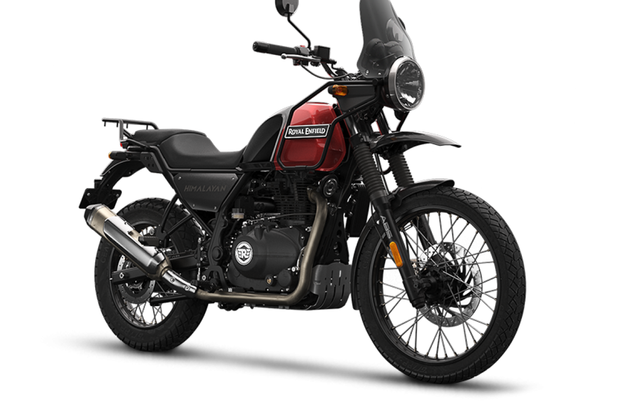 Rock Red Himalayan Adventure Dual Color
