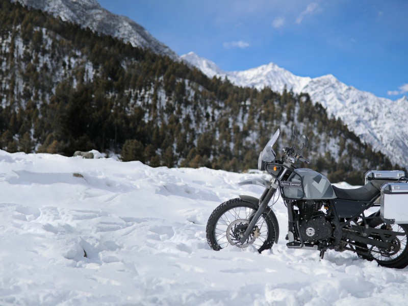 Royal Enfield Himalayan Adventure Dual Color 2020