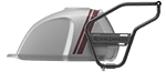 New MIRAGE SILVERRoyal Enfield Himalayan 2021 Euro 5