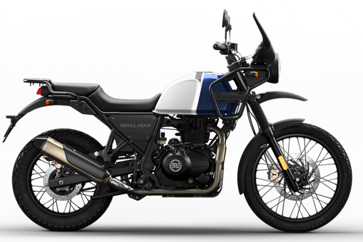 Royal Enfield Himalayan Dual Colour 2021 Euro 5