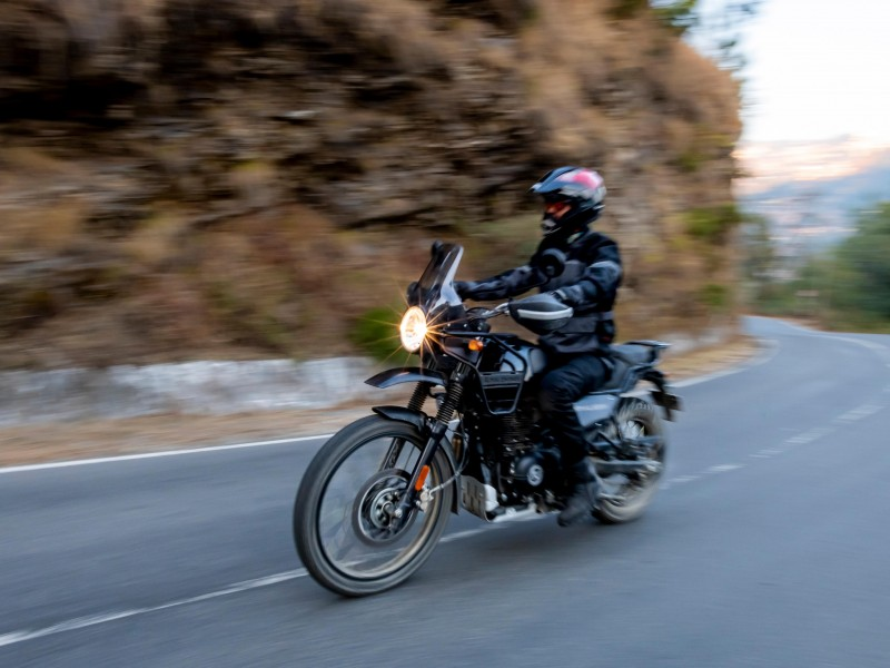 Royal Enfield Himalayan Dual Colour 2021 Euro 5 2021