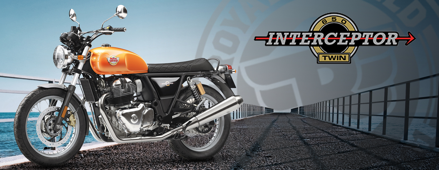 Interceptor INT 650 Twin