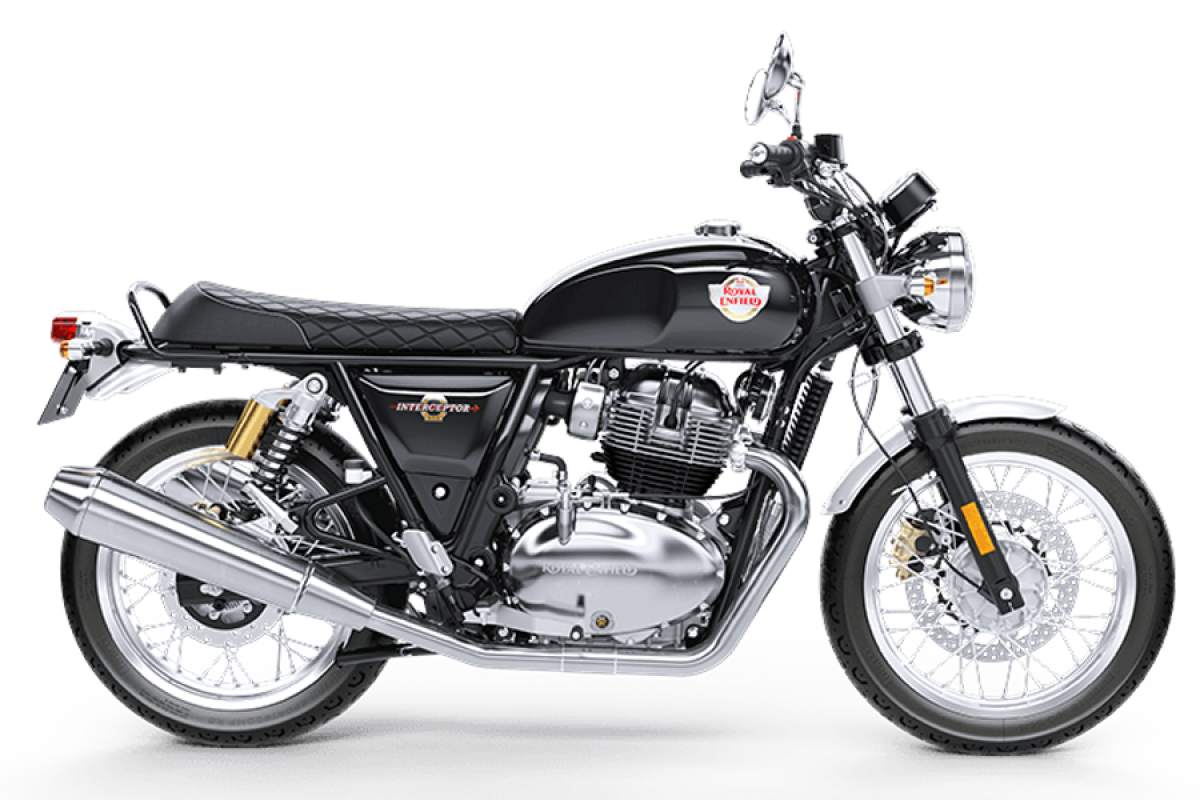 2019 Royal Enfield Interceptor INT 650 Twin