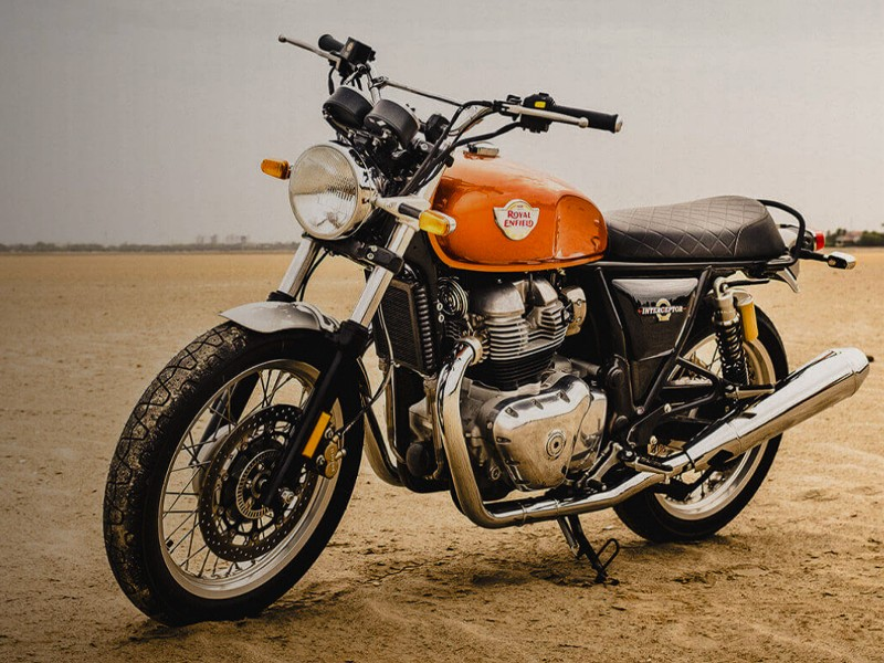 Royal Enfield Interceptor INT 650 Twin 2020