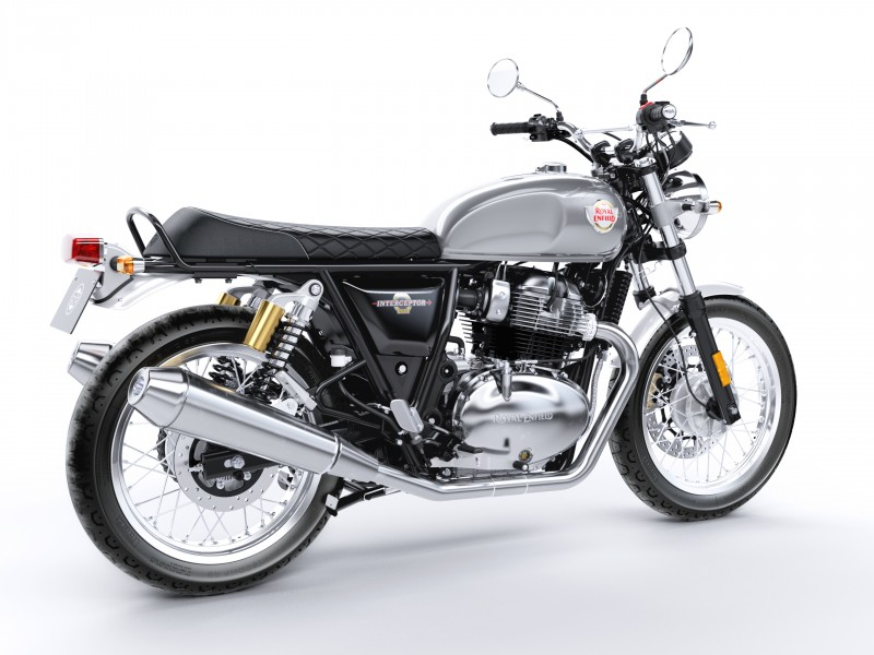 Royal Enfield Interceptor INT 650 Twin