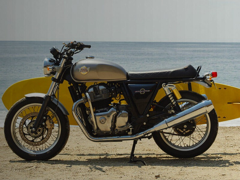 Royal Enfield Interceptor INT 650 Twin (Dual Colour) 2020
