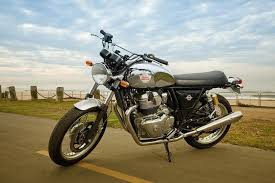 New ChromeRoyal Enfield Interceptor INT 650 Twin Chrome