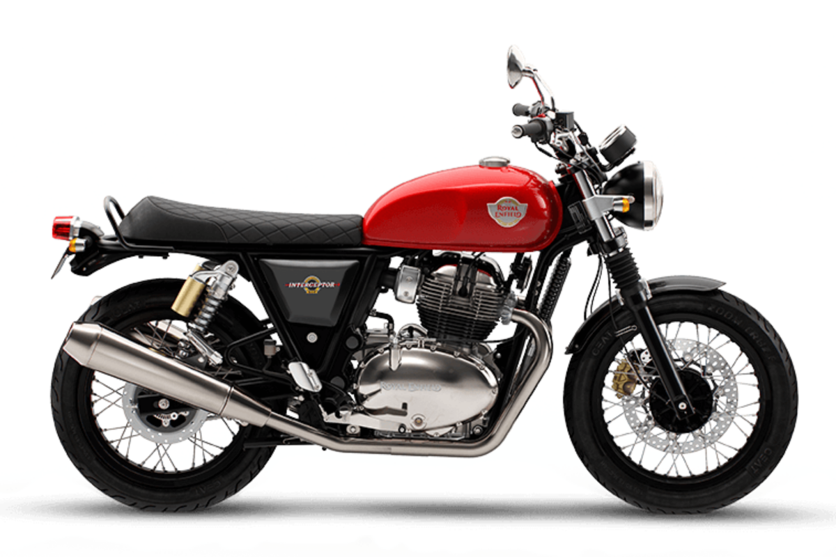 New Royal Enfield Interceptor INT 650 Twin Euro 5