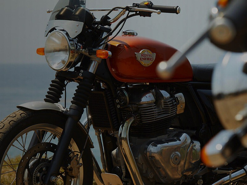 Royal Enfield Interceptor INT 650 Twin (Dual Colour) Euro 5 2021