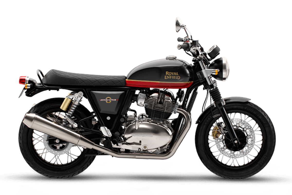 New Royal Enfield Interceptor INT 650 Twin (Dual Colour) Euro 5