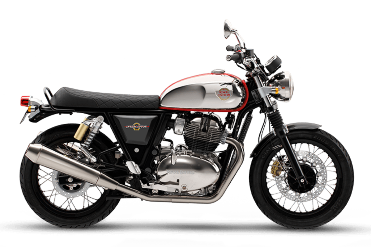 New Royal Enfield Interceptor INT 650 Twin Chrome Euro 5