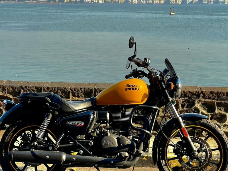 Royal Enfield Meteor 350 Fireball 2021
