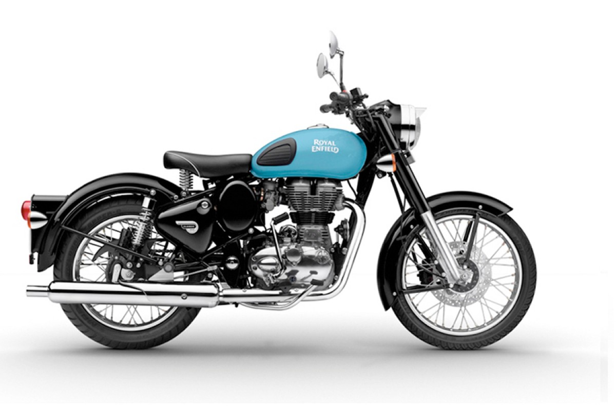 Royal Enfield Redditch Edition