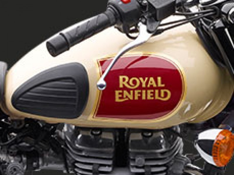 Royal Enfield Redditch Edition Feature