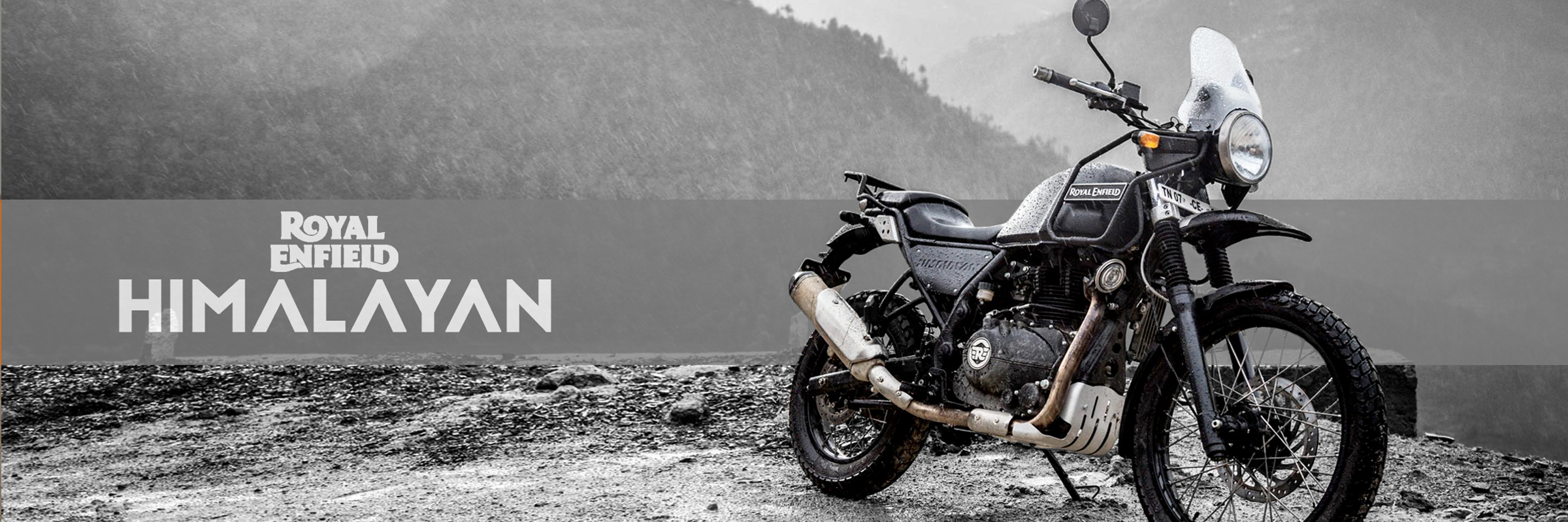 HIMALAYAN - BUILT FOR ALL ROADS