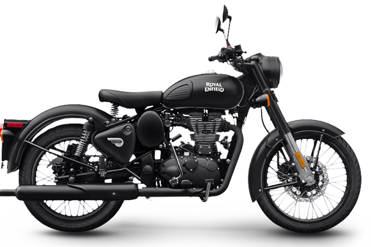 Royal Enfield Stealth