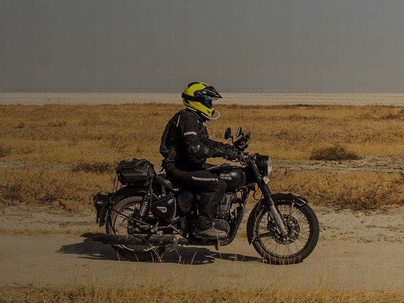 Royal Enfield Stealth Feature