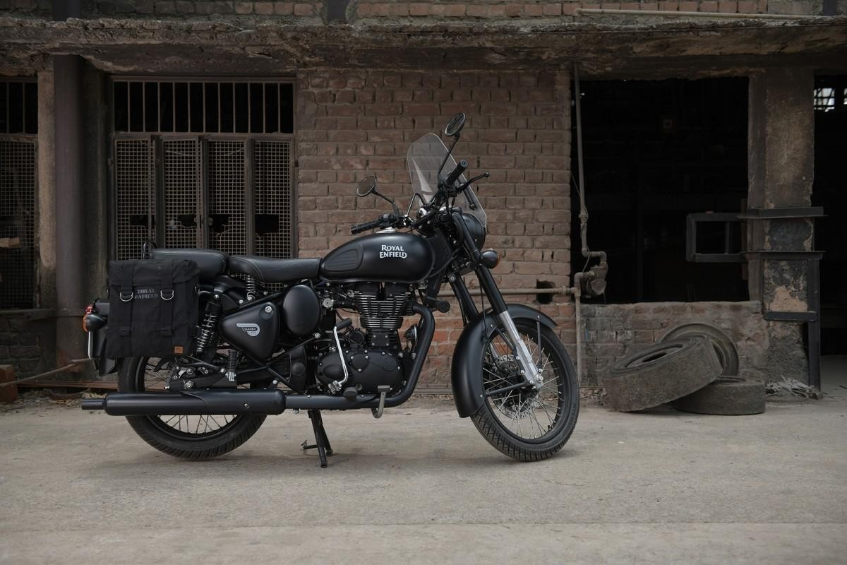 New Royal Enfield Classic Stealth