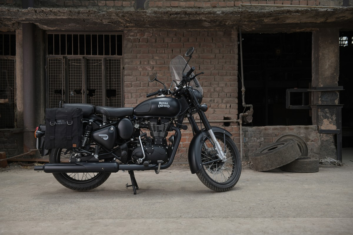 Royal Enfield Classic Stealth