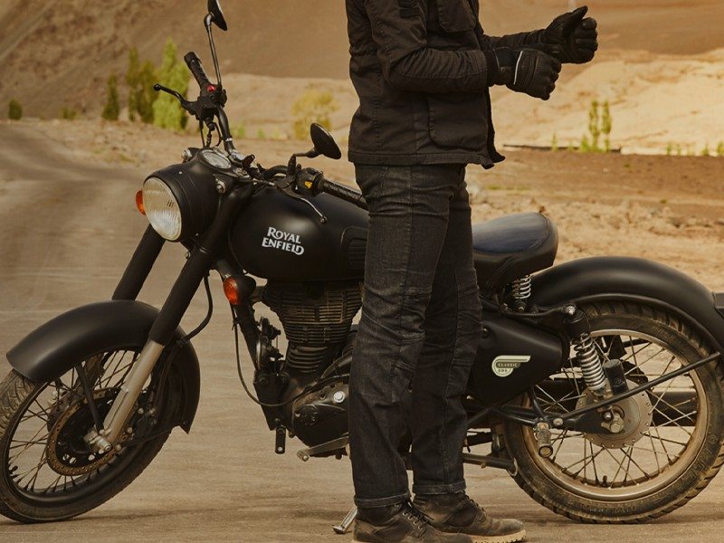 Royal Enfield Stealth 2020