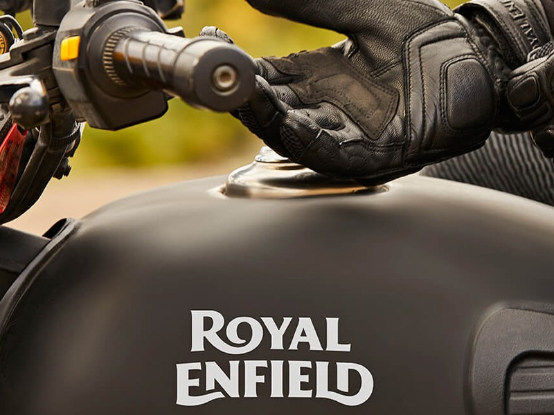 Royal Enfield Stealth 2019