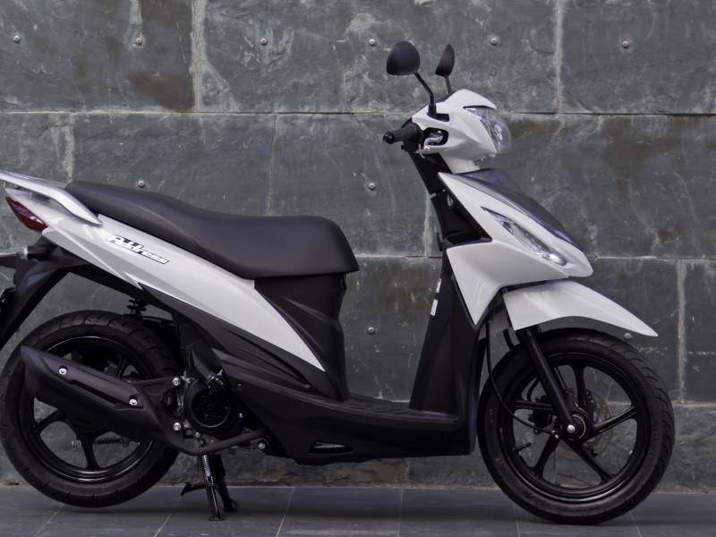 Suzuki Address 2019