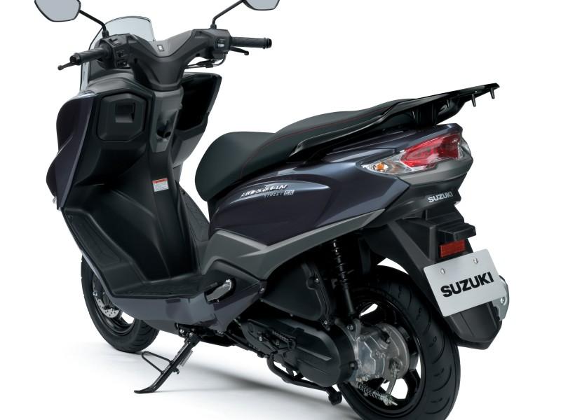 Suzuki Burgman 125 2020