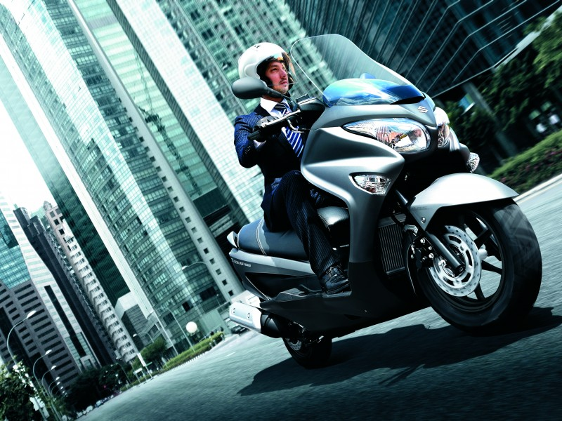 Suzuki Burgman 200 2019