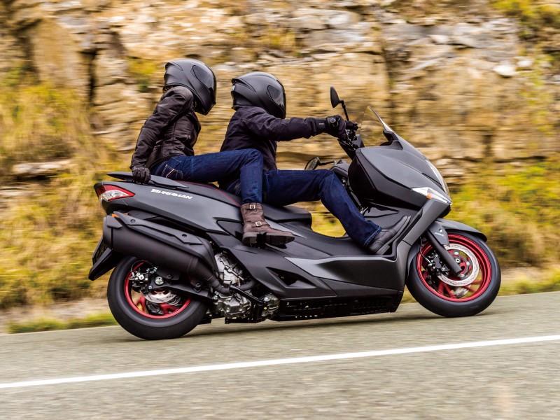 Suzuki Burgman 400 2019