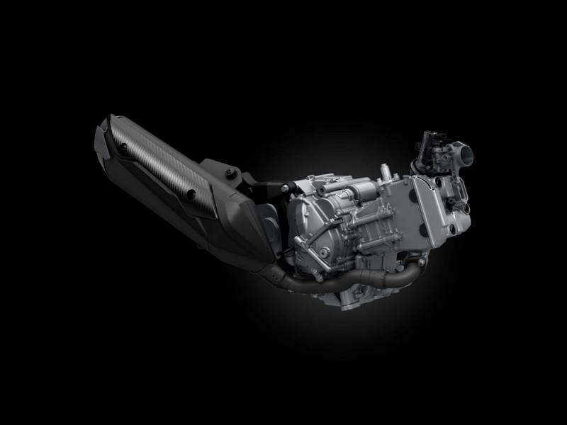 Suzuki Burgman 400 Euro 5 2021